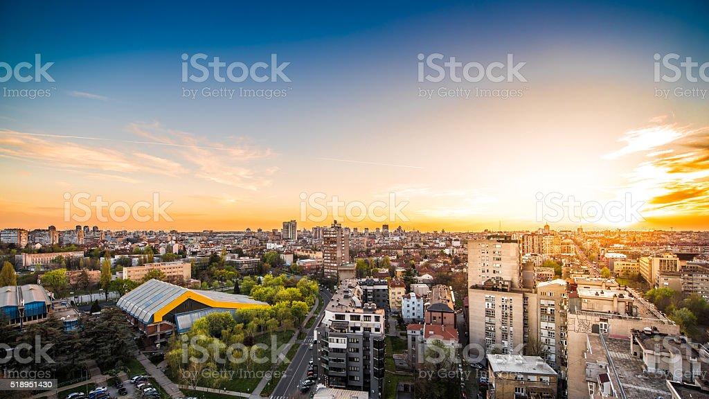 Panorama de la ville - Photo