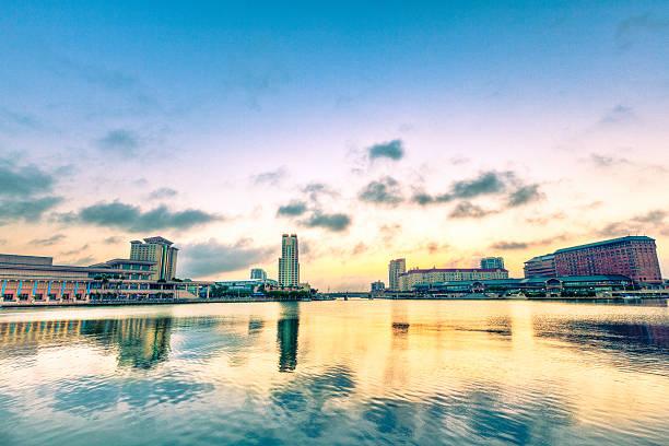 Panorama der Innenstadt von Tampa – Foto