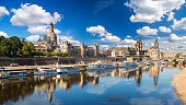istock Panorama of Dresden, Germany 816687232