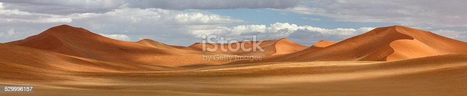 The incredible Sossusvlei, Namibia.