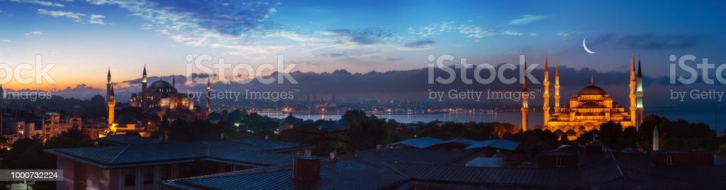 Panorama von Istanbul – Foto