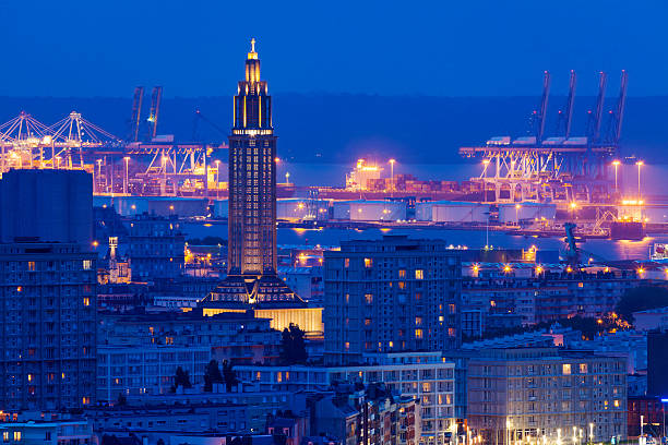 Panorama of Le Havre – Foto