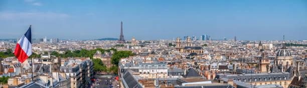Panorama von Paris – Foto