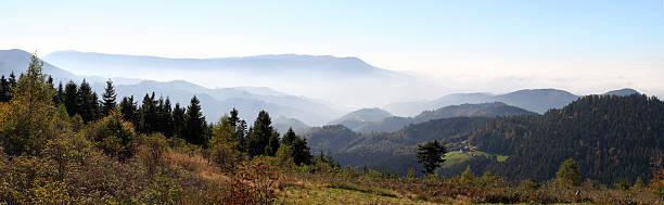 panorama ländliche Landschaft von – Foto