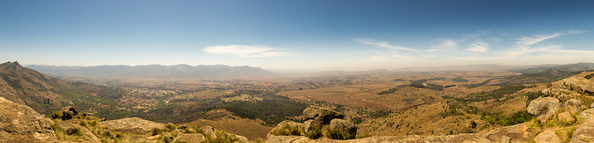 istock Panorama of Savanna Landscape in Mountains of Swaziland 865767538