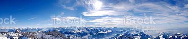Photo of panorama of swiss alps (XXL)