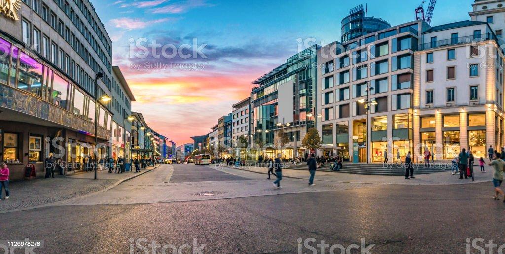 Panorama Pforzheim