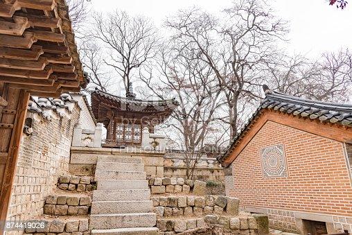 962814924 istock photo panorama of the city of Seoul in Korea 874419026