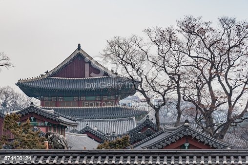 962814924 istock photo panorama of the city of Seoul in Korea 874420124