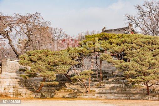 962814924 istock photo panorama of the city of Seoul in Korea 874426298