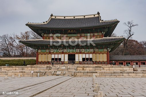 962814924 istock photo panorama of the city of Seoul in Korea 874461706