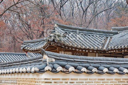 962814924 istock photo panorama of the city of Seoul in Korea 874465410