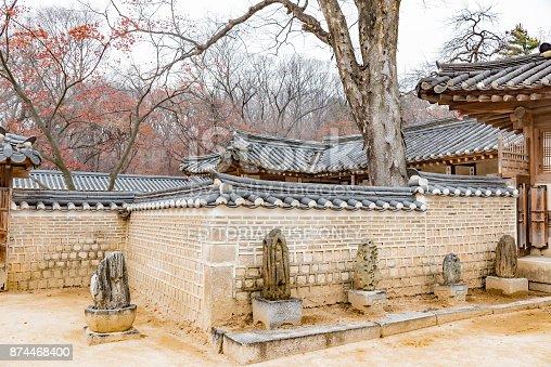 962814924 istock photo panorama of the city of Seoul in Korea 874468400