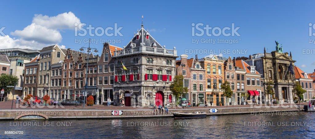 ハールレムオランダでカラフルな...