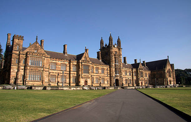 University of Sydney Panorama – Foto