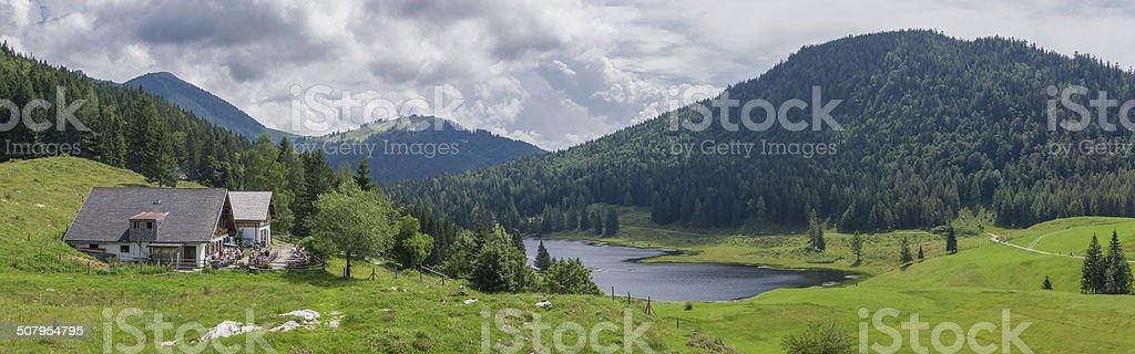 Panorama Seewaldsee – Foto