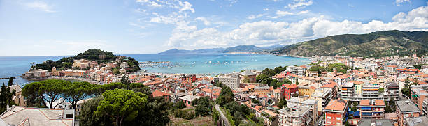 Panorama-Sestri Levante – Foto