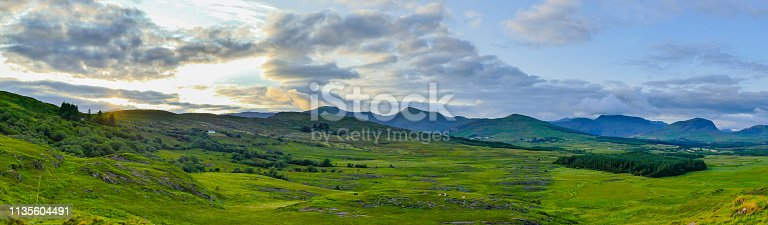 Hills and Mountains Ireland