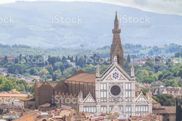Panorama view on the santa croce church and old town in florence picture id696070676?b=1&k=6&m=696070676&s=612x612&h=cqcji1aswawmhc9lreksjpfsq59fmnct6kx5207zg o=
