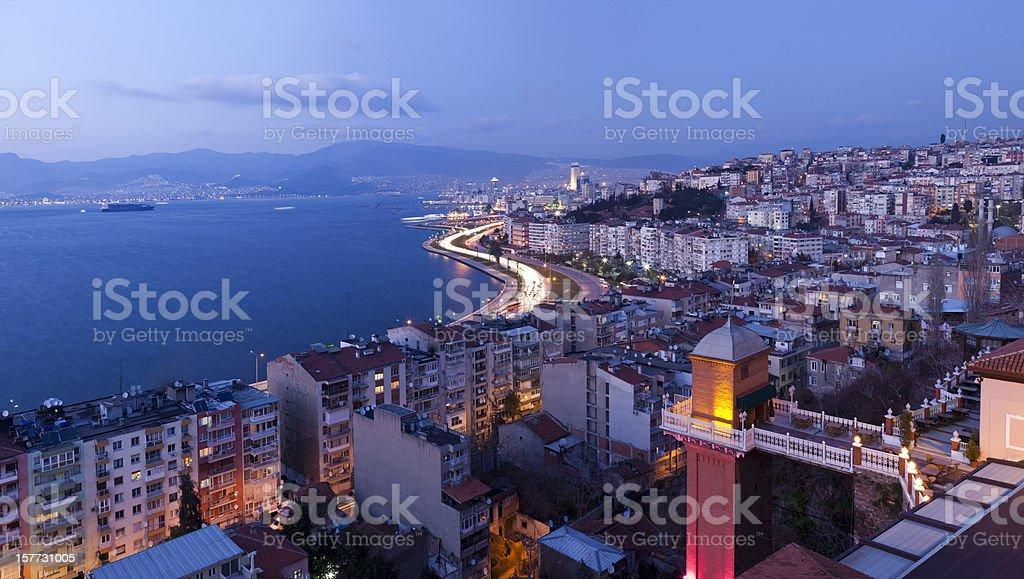 Panoramic Asansör stock photo