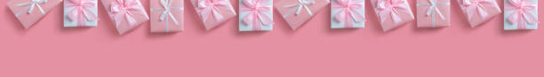 Panoramic banner of gift boxes on pink isolated background picture id1173184391?b=1&k=6&m=1173184391&s=612x612&w=0&h=rj3jknxznippoovqjkufptj9nl sgz bthawxc0gckw=
