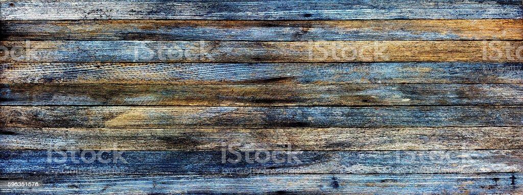 panoramic grunge background of old wooden Lizenzfreies stock-foto
