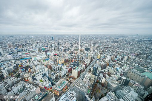 931105838 istock photo panoramic modern city skyline aerial view of Ikebukuro and expressway in tokyo, Japan 931106038