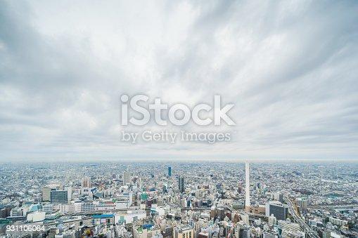 931105838 istock photo panoramic modern city skyline aerial view of Ikebukuro and expressway in tokyo, Japan 931106064