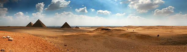 Piramidy w Gizie – zdjęcie