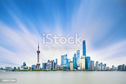 Shanghai, Urban Skyline, China - East Asia, The Bund, City