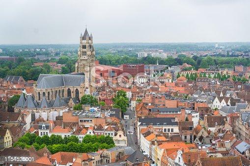 City, Bruges, Belfry of Bruges, Belgium, Built Structure