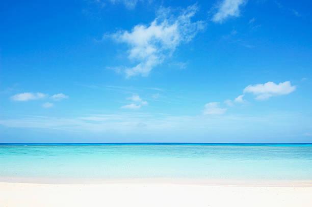 熱帯の海 ストックフォト