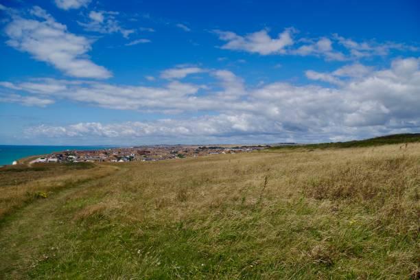 Panoramic view of peacehaven south downs and brighton on sunny day picture id1263833406?b=1&k=6&m=1263833406&s=612x612&w=0&h=rw6j2jdndhzl5uoj5pst56yku7ko3z5jqyqcc6f7 i8=