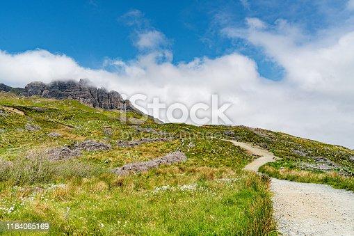 Europe, Isle of Skye, Scotland, Scottish Highlands, Trotternish