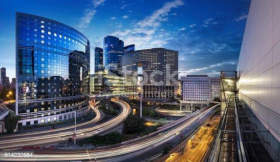 Panoramique Quartier de la Défense Paris