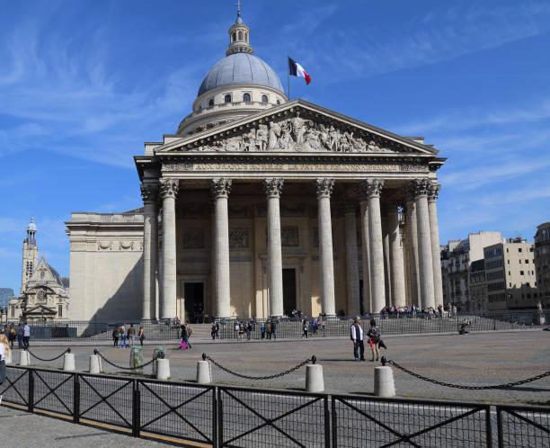 Pantheon in Paris, Frankreich – Foto