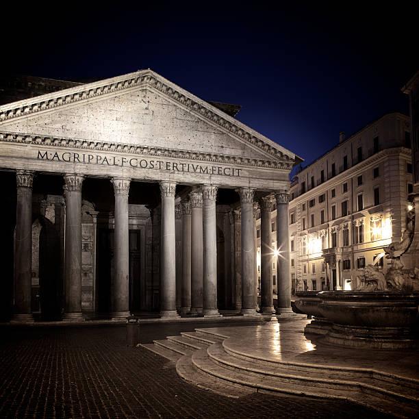 Pantheon In Rom – Foto