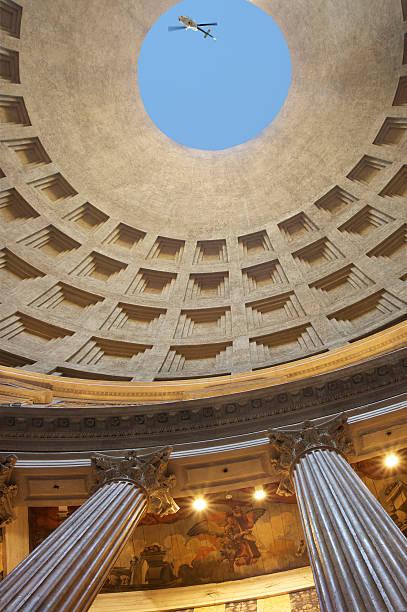 Pantheon-Innenfutter – Foto