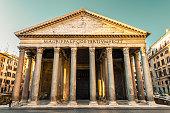 istock Pantheon, Rome, Italy, Europe. 1164016398