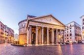 istock Pantheon, Rome 492893050