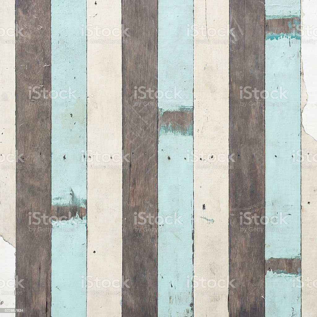 Pantone wood background stock photo