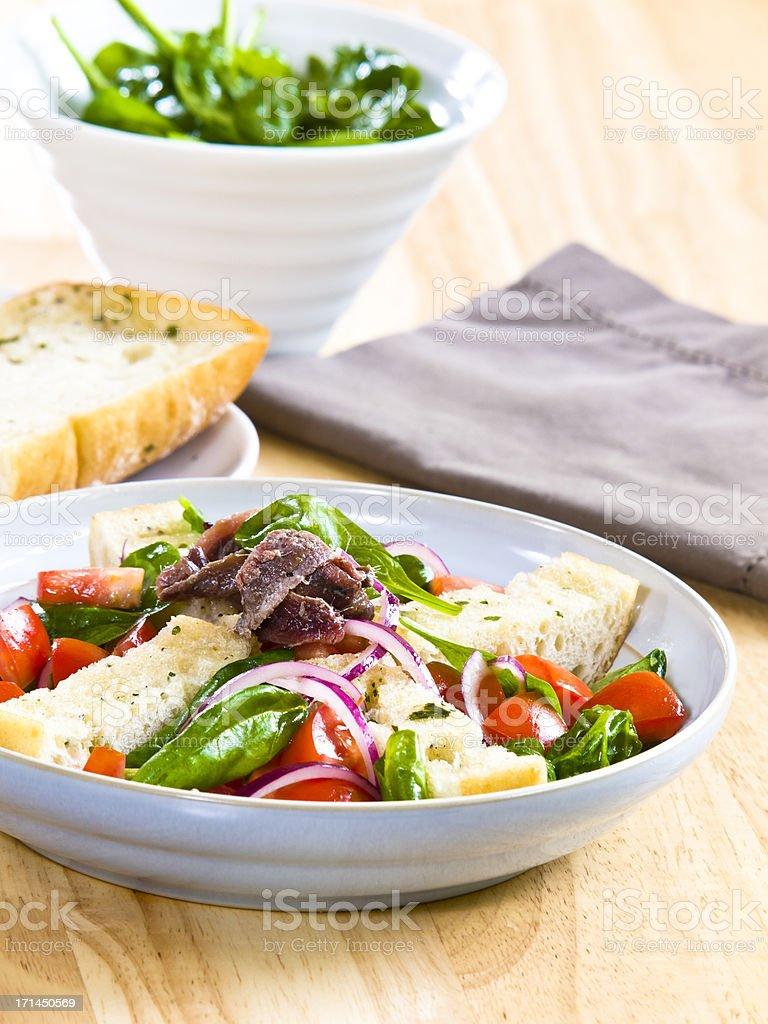panzanella-Salat – Foto
