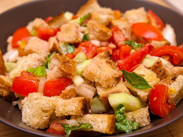 Panzanella - Tuscan salad – Foto