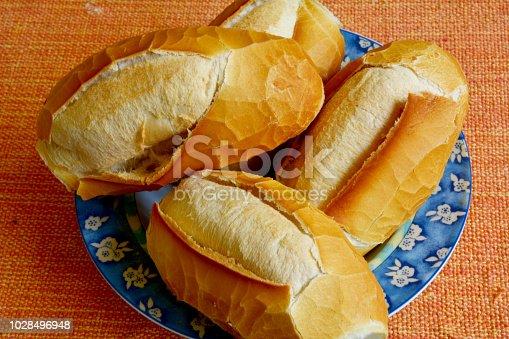brasilian bread in breakfast