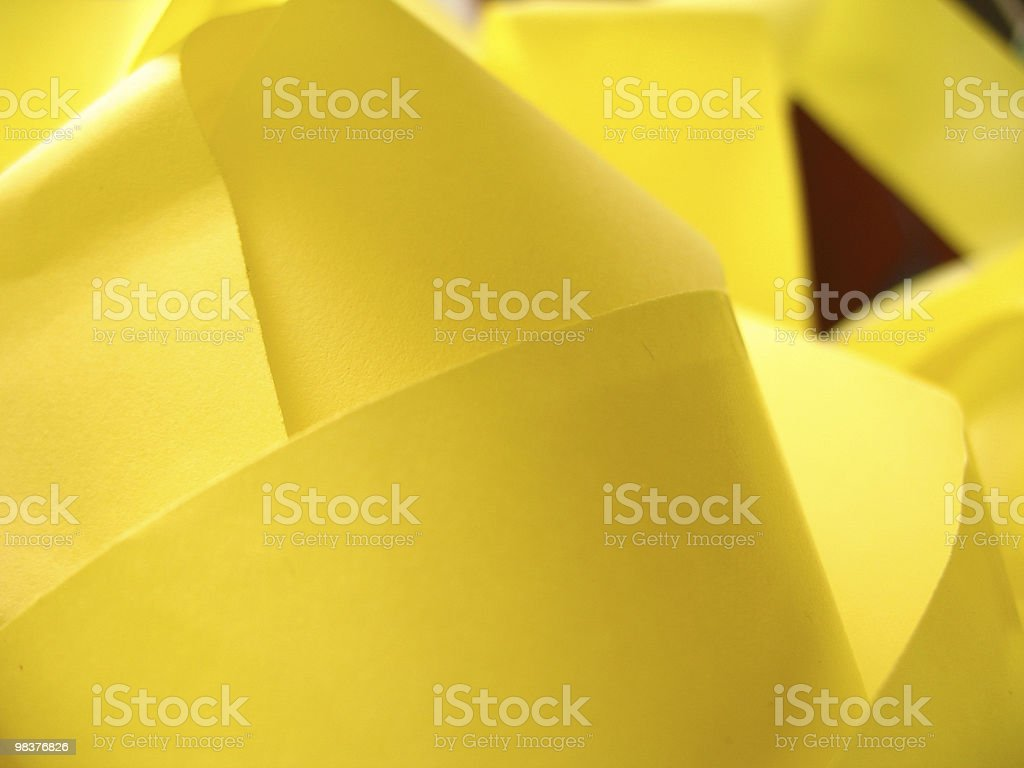 Paper abstract royalty-free stock photo