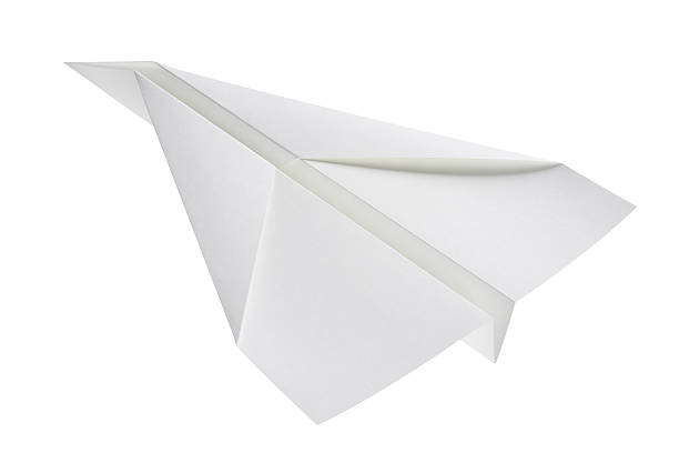 Paper airplane Paper airplane. Please see some similar pictures from my portfolio: paper airplane stock pictures, royalty-free photos & images