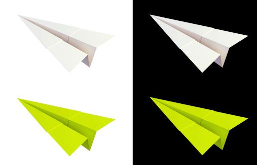 istock Paper Airplane 187086995