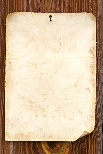 sfondo di legno e carta - ovest foto e immagini stock