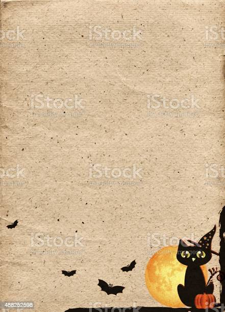 Paper backdrop stylized for halloween frame with black cat picture id488252598?b=1&k=6&m=488252598&s=612x612&h=ehmkvjmkdoivuagrqfyrz 0pcxe mknvoiqq5t71wnu=