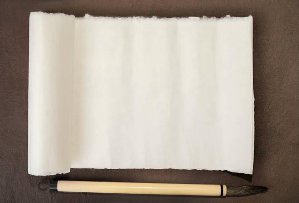 papierhintergrund - japanpapier stock-fotos und bilder